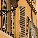 Facade jaune by ronel_reyes - Nice 06000 Alpes-Maritimes Provence France