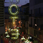 Nice by night : Hotel par ronel_reyes - Nice 06000 Alpes-Maritimes Provence France