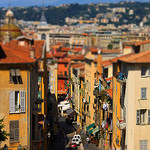 "Photo effet ""Miniature"" - Nice by ronel_reyes - Nice 06000 Alpes-Maritimes Provence France"