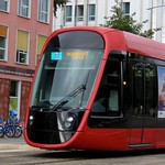 Tramway de Nice par bernard BONIFASSI - Nice 06000 Alpes-Maritimes Provence France