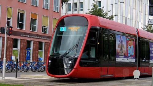 Tramway de Nice by bernard BONIFASSI