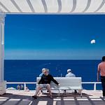 Bleu, Blanc... Nice by Reyhaneh~A - Nice 06000 Alpes-Maritimes Provence France