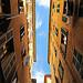 Ruelle jaune du Vieux Nice by russian_flower - Nice 06000 Alpes-Maritimes Provence France