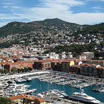 View on the harbour - in Nice par russian_flower - Nice 06000 Alpes-Maritimes Provence France