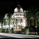 Negresco hotel by night par fduchaussoy - Nice 06000 Alpes-Maritimes Provence France