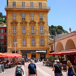 Cours Saleya, Nice par spencer77 - Nice 06000 Alpes-Maritimes Provence France