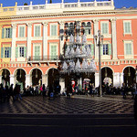 Place Masséna by Lenny Farmer - Nice 06000 Alpes-Maritimes Provence France