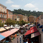 Vieux-Nice - Cours Saleya par david.chataigner - Nice 06000 Alpes-Maritimes Provence France