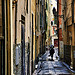 Old Town Alley, Nice, Cte d'Azur par  - Nice 06000 Alpes-Maritimes Provence France