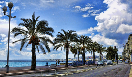 Nice Is Nice - Promenade des anglais by marty_pinker