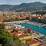 Port Lympia, le port de plaisance de Nice par cjbphotos1 - Nice 06000 Alpes-Maritimes Provence France