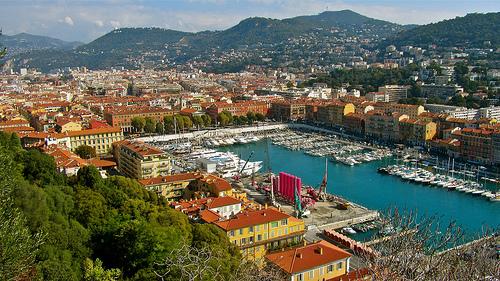 Port Lympia, le port de plaisance de Nice par cjbphotos1