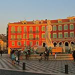 Place Massena rayonnante par cjbphotos1 - Nice 06000 Alpes-Maritimes Provence France