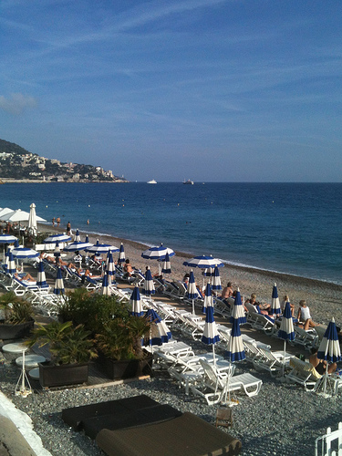 Nice plage : beau rivage by sandersonprovence