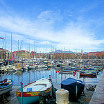 Le vieux port de Nice by JB photographer - Nice 06000 Alpes-Maritimes Provence France