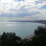 Nice bay, nice light par JB photographer - Nice 06000 Alpes-Maritimes Provence France