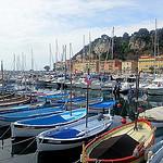 Vieux bateaux de pêche à Nice par JB photographer - Nice 06000 Alpes-Maritimes Provence France