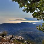 Vue du Mont-Agel by Charlottess - Peille 06440 Alpes-Maritimes Provence France