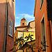Roquebrune en couleurs par Charlottess - Roquebrune Cap Martin 06190 Alpes-Maritimes Provence France
