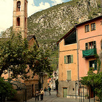 Campanile de Saorge by WindwalkerNld - Saorge 06540 Alpes-Maritimes Provence France