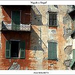 Vieilles façades @ Sospel (06) par michel.seguret - Sospel 06380 Alpes-Maritimes Provence France