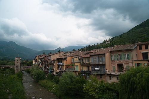 Petit village de Sospel by jdufrenoy