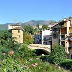 Pont vieux à Sospel by Charlottess - Sospel 06380 Alpes-Maritimes Provence France