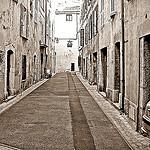 Le vieux village de Saint Jeannet by Djeff Costello - St. Jeannet 06640 Alpes-Maritimes Provence France