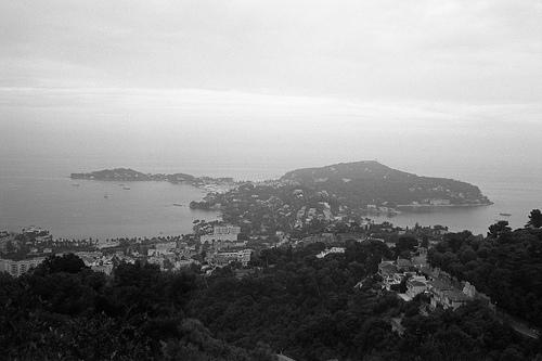 Méditerranée - Cap Ferrat by TC4711