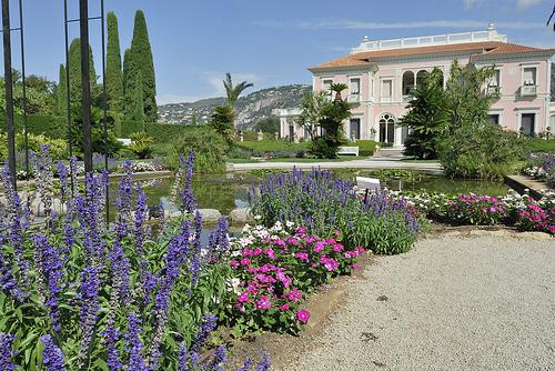 Villa Ephrussi de Rothschild by pizzichiniclaudio