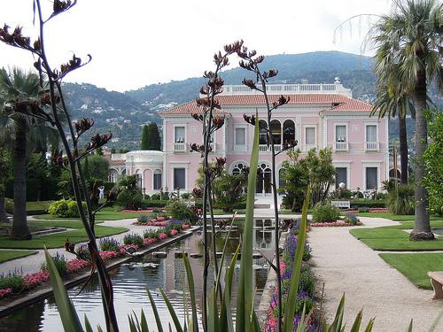 Villa et Jardins Ephrussi de Rothschild par motse@yahoo.com