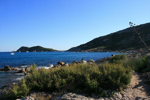 Cap Taillat sur la Presqu'île de Saint-Tropez by Seb+Jim