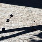 Boulles de pétanque par  - Saint-Paul de Vence 06570 Alpes-Maritimes Provence France
