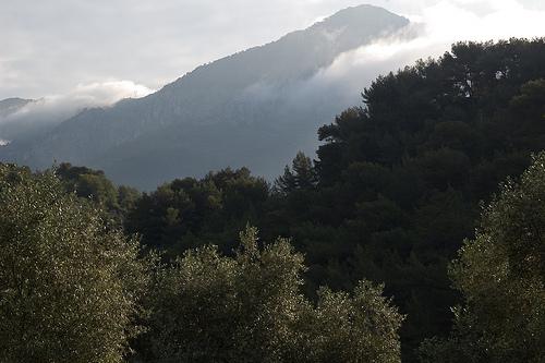Arrière pays - Alpes Maritimes par jdufrenoy