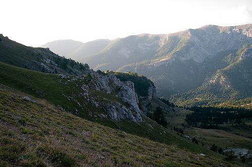 Mercantour, Baisse de Valaurette par jdufrenoy