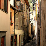Narrow Street par  - Tende 06430 Alpes-Maritimes Provence France