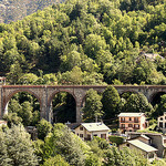 Viaduct by  - Tende 06430 Alpes-Maritimes Provence France