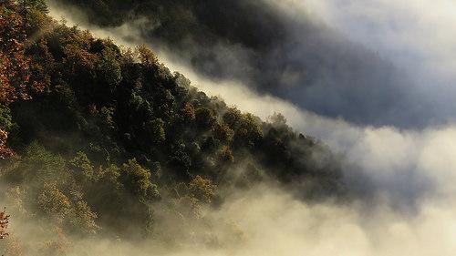 Ambiance chasse - Randonnée, en boucle, au départ du Village de Thiery par bernard BONIFASSI