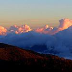 Fin de journée sur la vallée du Var par bernard BONIFASSI - Thiery 06710 Alpes-Maritimes Provence France