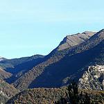 Randonnée dans l'arrière pays niçois par bernard BONIFASSI - Thiery 06710 Alpes-Maritimes Provence France