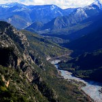 La vallée du Var par bernard BONIFASSI - Touet sur Var 06710 Alpes-Maritimes Provence France