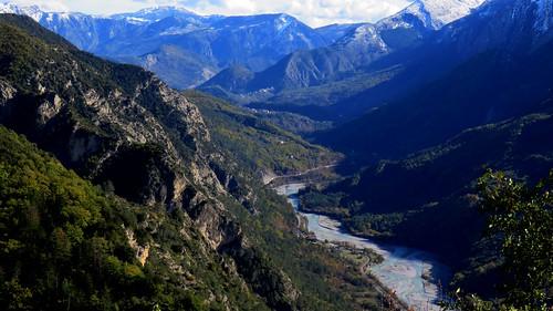 La vallée du Var par bernard BONIFASSI