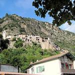 Touët-sur-Var, looking like a Tibetan village par Sokleine - Touet sur Var 06710 Alpes-Maritimes Provence France