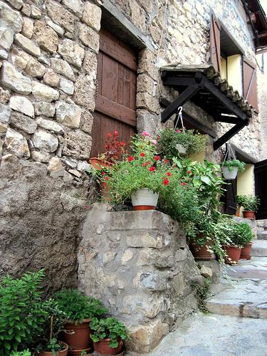 Touët-sur-Var - A quiet village by Sokleine