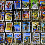 Postcards from The Riviera by marty_pinker - Tourrettes sur Loup 06140 Alpes-Maritimes Provence France