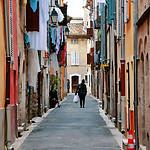 Ruelle toute en couleurs à Vence by marty_pinker - Vence 06140 Alpes-Maritimes Provence France