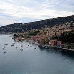 La rade de Villefranche sur Mer par  - Villefranche-sur-Mer 06230 Alpes-Maritimes Provence France