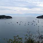 La rade de Villefranche sur Mer by bernard.bonifassi - Villefranche-sur-Mer 06230 Alpes-Maritimes Provence France