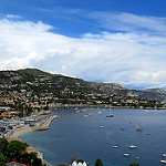 La rade et port de Villefranche sur Mer par  - Villefranche-sur-Mer 06230 Alpes-Maritimes Provence France