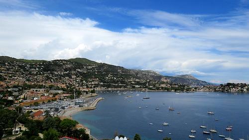 La rade et port de Villefranche sur Mer par bernard.bonifassi